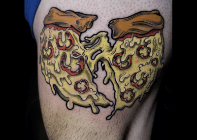 We-Tang pizza slice